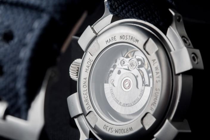 mare nostrum reloj automatico