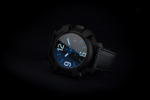 reloj all black