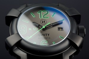 Detalle N. 1/1 de reloj automatico único