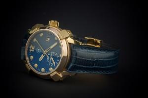 reloj-de-bronce-azul