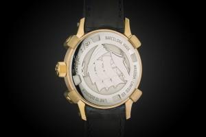 reloj-de-bronce-beagle