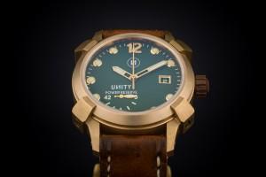 reloj-de-bronce-verde-automatico