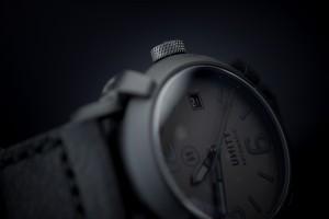 relojes negros