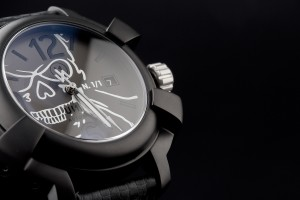all black watches