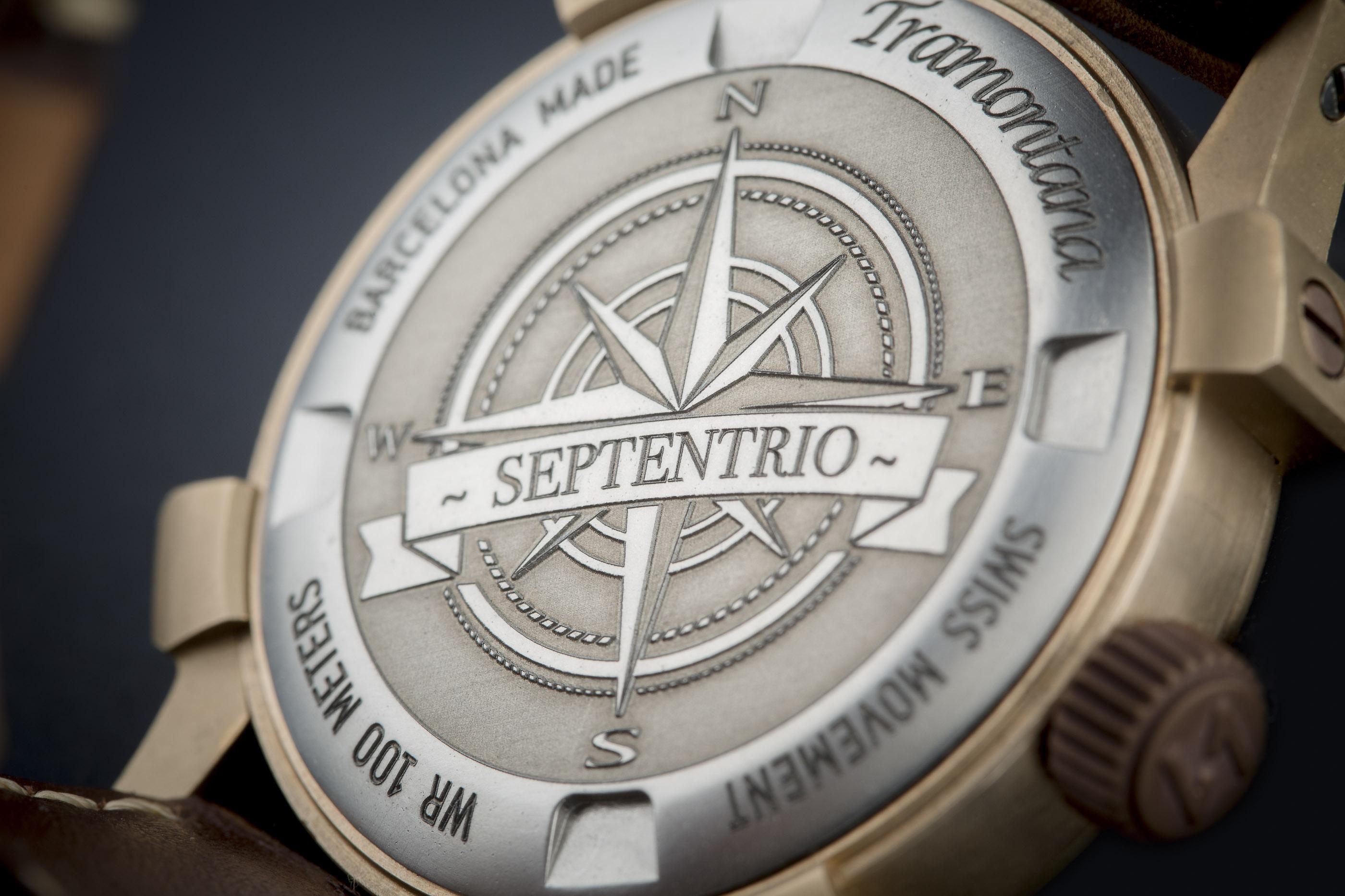gravado reloj