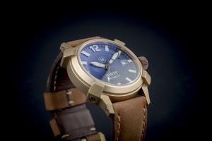 reloj exclusivo bronce