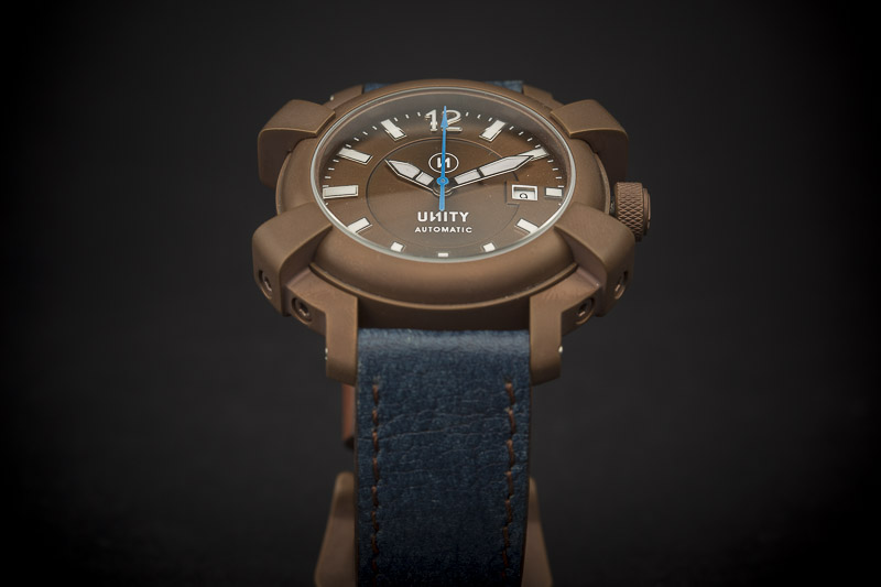 watch brown pvd