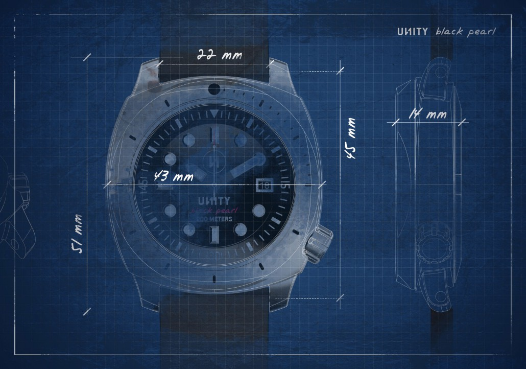 Unity diving watch | Unity Watches