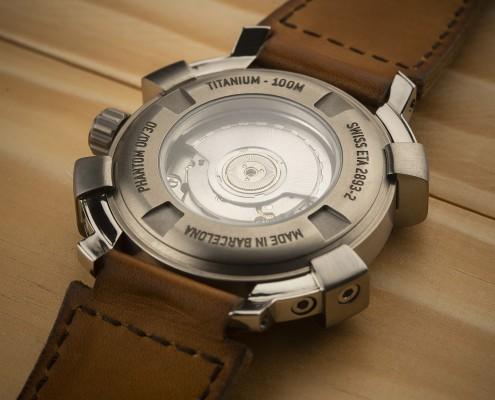 Fondo reloj automatico ETA 2893-2