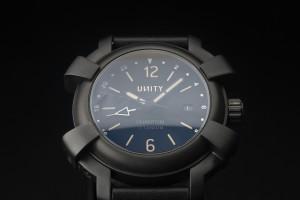 Reloj titanio DLC negro