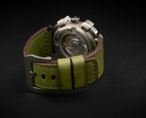 correa verde jacob straps