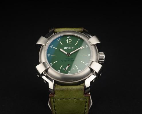 green power reserve watch