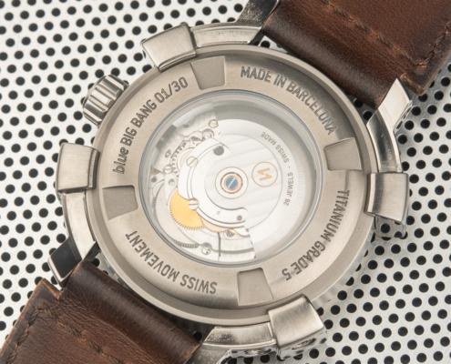 power reserve watch STP2-12-11