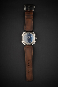 titanium power reserve watch